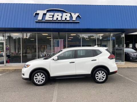 2019 Nissan Rogue for sale at Terry of South Boston in South Boston VA
