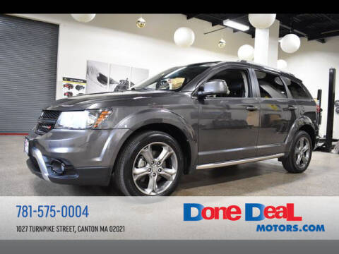 2017 Dodge Journey for sale at DONE DEAL MOTORS in Canton MA