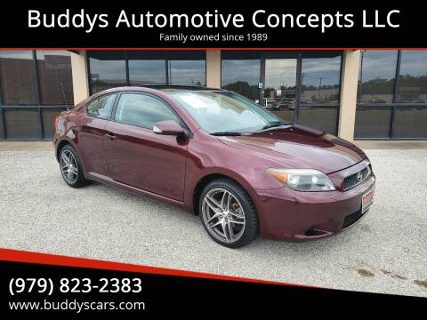 2006 Scion tC for sale at Buddys Automotive Concepts LLC in Bryan TX
