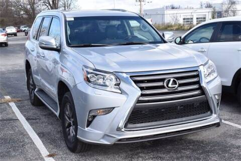 2018 Lexus GX 460 for sale at BOB ROHRMAN FORT WAYNE TOYOTA in Fort Wayne IN