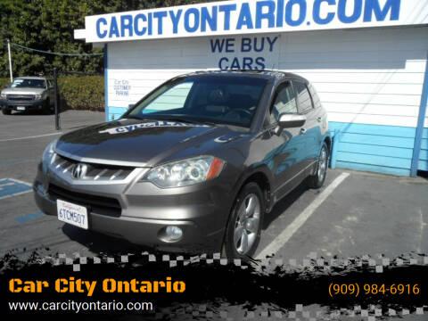 2007 Acura RDX for sale at Car City Ontario in Ontario CA