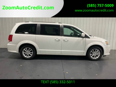 2019 Dodge Grand Caravan for sale at ZoomAutoCredit.com in Elba NY