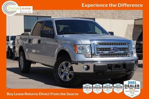 2014 Ford F-150 for sale at Dallas Auto Finance in Dallas TX