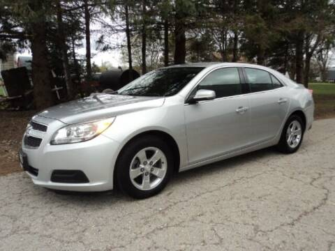 2013 Chevrolet Malibu for sale at HUSHER CAR COMPANY in Caledonia WI