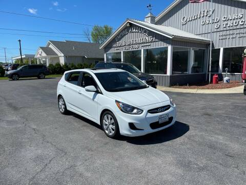 2013 Hyundai Accent for sale at Empire Alliance Inc. in West Coxsackie NY