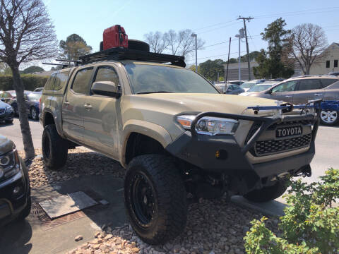 2017 Toyota Tacoma for sale at Driveway Motors in Virginia Beach VA