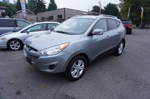 2011 Hyundai Tucson for sale at Precision Motors LLC in Renton WA