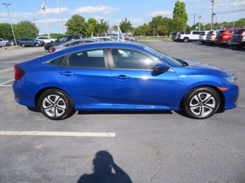 2018 Honda Civic for sale at DICK BROOKS PRE-OWNED in Lyman SC