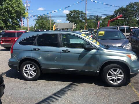 2011 Honda CR-V for sale at King Auto Sales INC in Medford NY