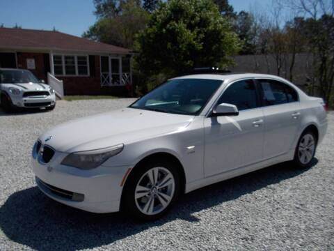 2010 BMW 5 Series for sale at Carolina Auto Connection & Motorsports in Spartanburg SC