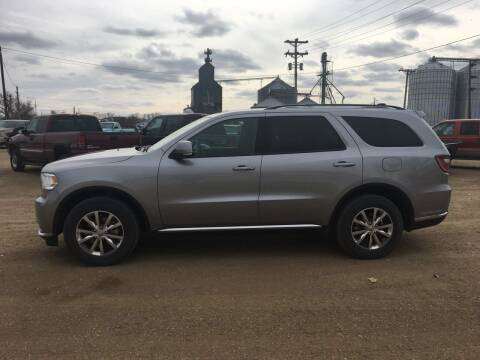 2016 Dodge Durango for sale at Philip Motor Inc in Philip SD