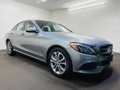 2016 Mercedes-Benz C-Class for sale at Champagne Motor Car Company in Willimantic CT