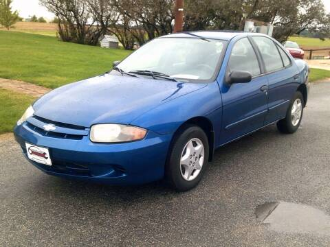 2003 Chevrolet Cavalier for sale at Clucker's Auto in Westby WI