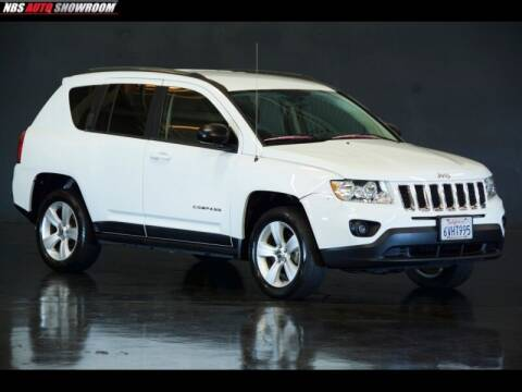 2011 Jeep Compass for sale at NBS Auto Showroom in Milpitas CA
