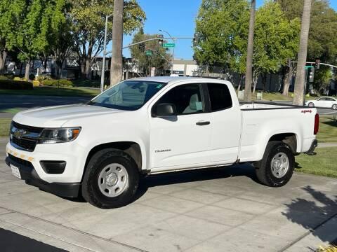 2016 Chevrolet Colorado for sale at Top Motors in San Jose CA