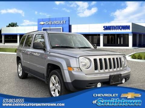 2016 Jeep Patriot for sale at CHEVROLET OF SMITHTOWN in Saint James NY