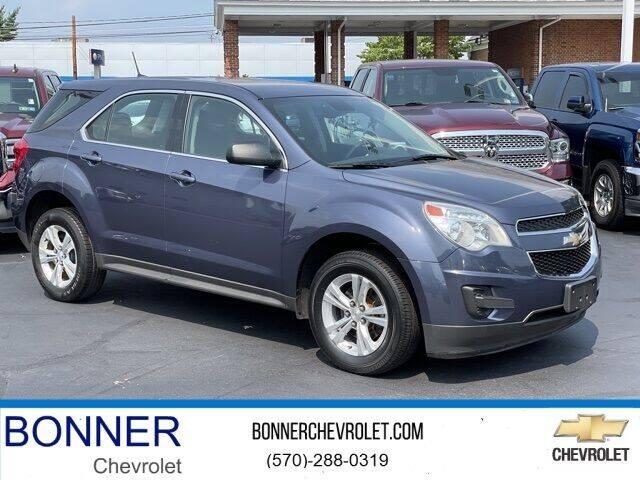 2014 Chevrolet Equinox for sale at Bonner Chevrolet in Kingston PA
