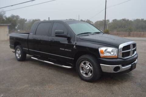 2006 Dodge Ram Pickup 2500 for sale at Coleman Auto Group in Austin TX