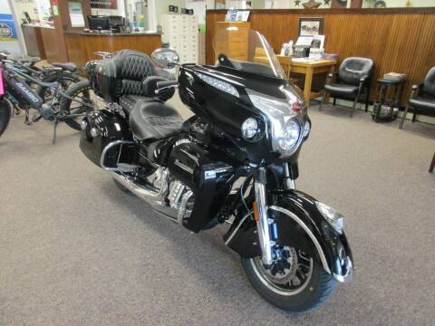 2017 Indian Roadmaster for sale at West Motor Company in Preston ID