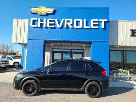 2016 Subaru Crosstrek for sale at Tommy's Car Lot in Chadron NE