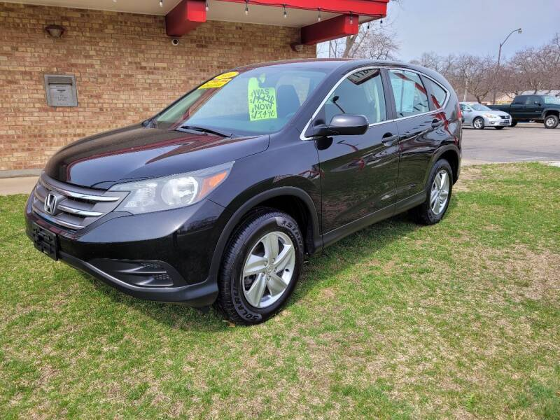 2014 Honda CR-V for sale at Murdock Used Cars in Niles MI