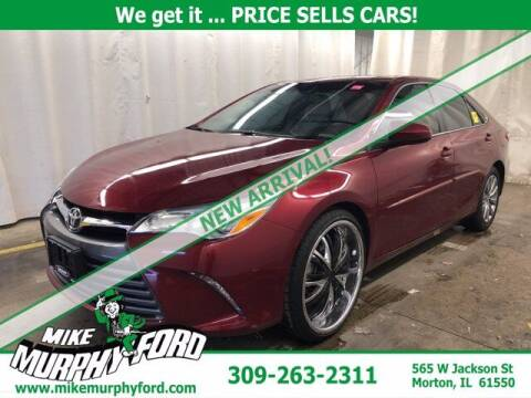 2016 Toyota Camry for sale at Mike Murphy Ford in Morton IL