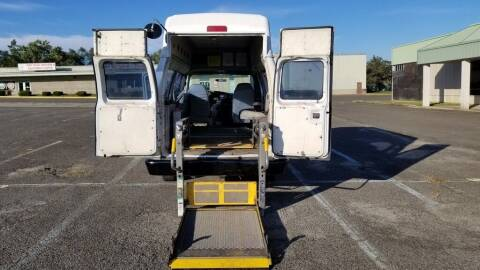 1998 Ford E-350 for sale at BT Mobility LLC in Wrightstown NJ