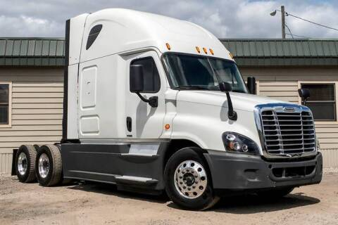 2015 Freightliner Cascadia for sale at Transportation Marketplace in West Palm Beach FL