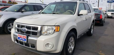 2011 Ford Escape for sale at Better All Auto Sales in Yakima WA
