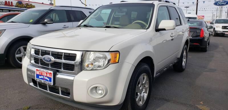 2011 Ford Escape for sale at Better All Auto Sales in Yakima WA