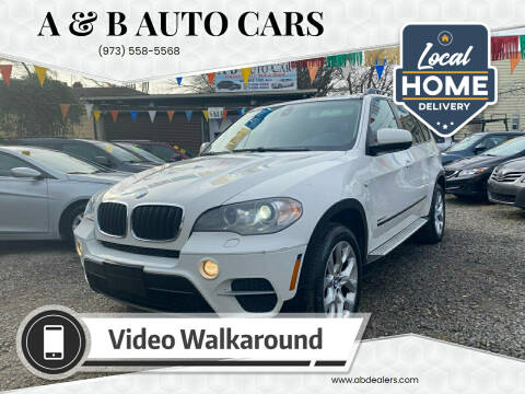 2013 BMW X5 for sale at A & B Auto Cars in Newark NJ