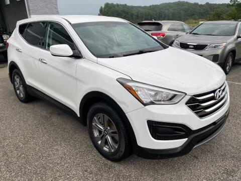 2016 Hyundai Santa Fe Sport for sale at Car City Automotive in Louisa KY