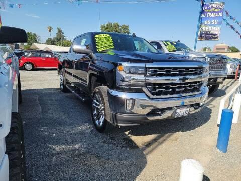 2016 Chevrolet Silverado 1500 for sale at La Playita Auto Sales Tulare in Tulare CA
