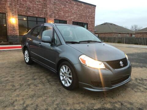 2008 Suzuki SX4 for sale at Champion Motorcars in Springdale AR