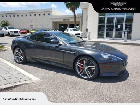 2014 Aston Martin DB9 for sale at Orlando Infiniti in Orlando FL