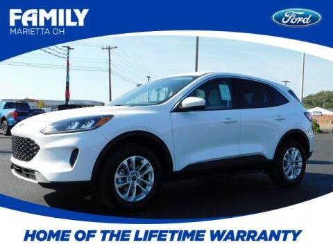 2021 Ford Escape for sale at Pioneer Family preowned autos in Williamstown WV
