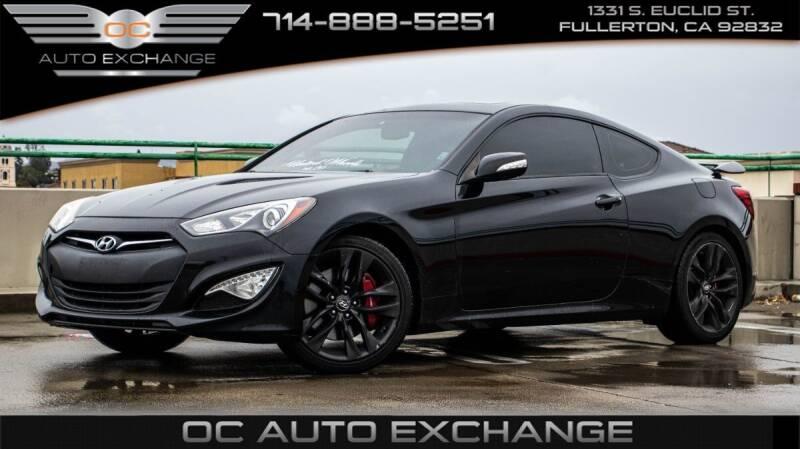 2013 Hyundai Genesis Coupe for sale in Fullerton, CA