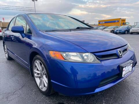 2007 Honda Civic for sale at VIP Auto Sales & Service in Franklin OH