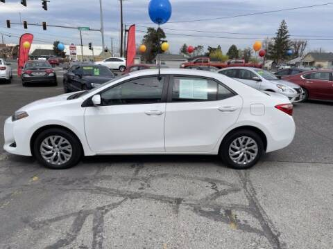 2017 Toyota Corolla for sale at Alvarez Auto Sales in Kennewick WA
