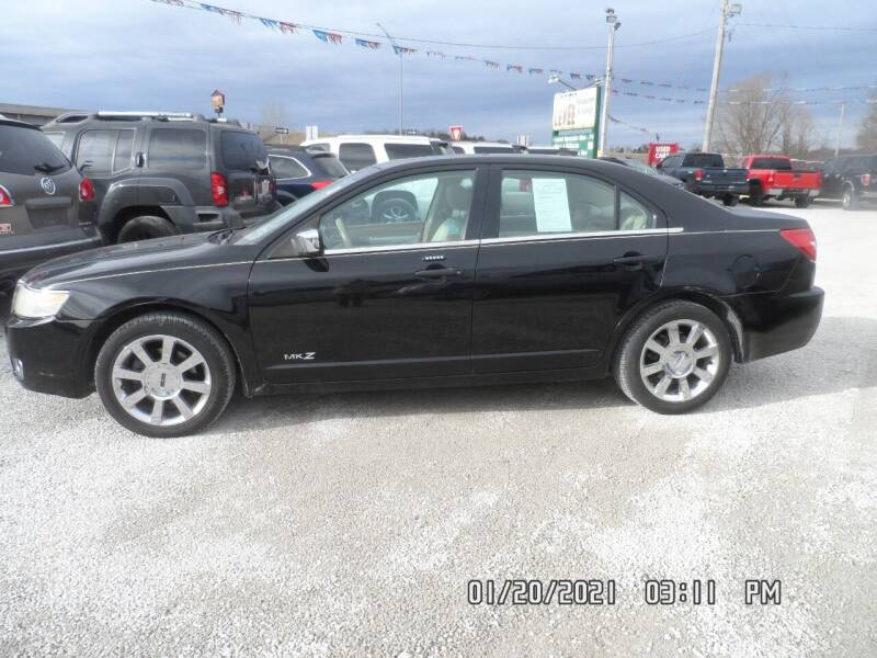 2007 Lincoln MKZ for sale at Town and Country Motors in Warsaw MO