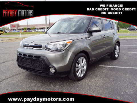 2016 Kia Soul for sale at Payday Motors in Wichita And Topeka KS
