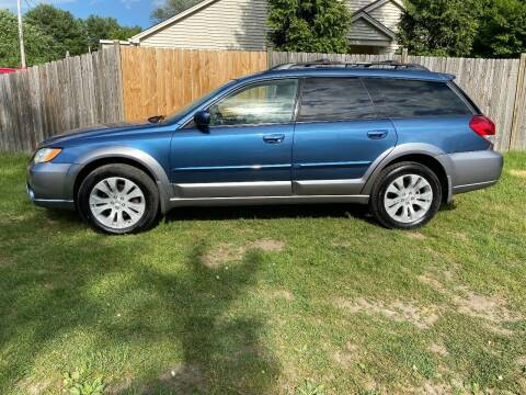 2009 Subaru Outback for sale at ALL Motor Cars LTD in Tillson NY