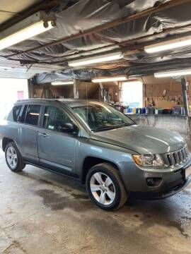 2011 Jeep Compass for sale at Lavictoire Auto Sales in West Rutland VT