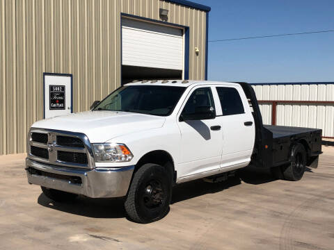 2015 RAM Ram Chassis 3500 for sale at TEXAS CAR PLACE in Lubbock TX