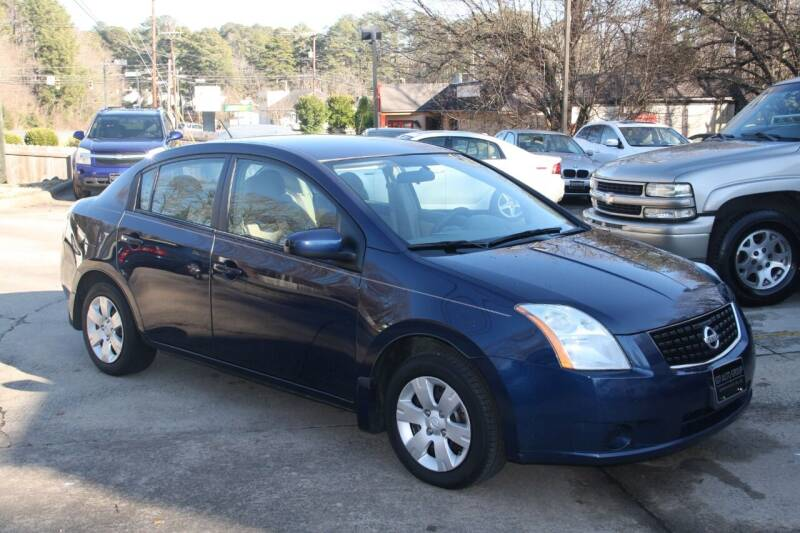2009 Nissan Sentra for sale at GTI Auto Exchange in Durham NC