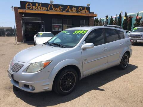 2005 Pontiac Vibe for sale at Golden Coast Auto Sales in Guadalupe CA