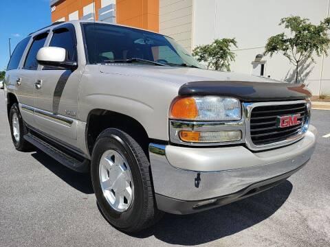 2004 GMC Yukon for sale at ELAN AUTOMOTIVE GROUP in Buford GA