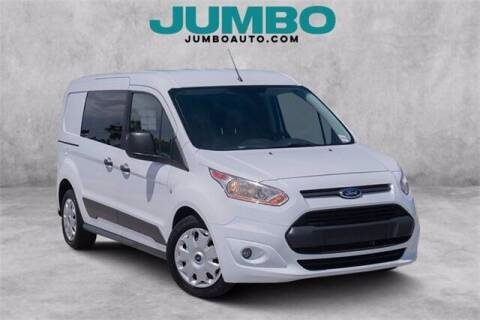 2017 Ford Transit Connect Cargo for sale at Jumbo Auto & Truck Plaza in Hollywood FL