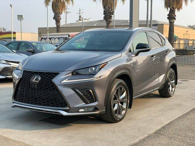 2019 Lexus NX 300 for sale at H & K Auto Sales & Leasing in San Jose CA