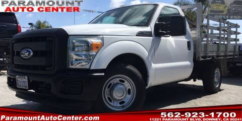 2012 Ford F-250 Super Duty for sale at PARAMOUNT AUTO CENTER in Downey CA